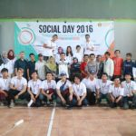 Pembicara digital marketing di Social Day UNPAD