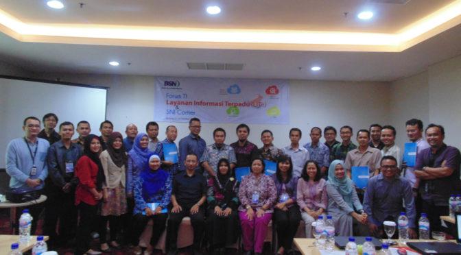 Pembicara Digital Marketing untuk Badan Standarisasi nasional